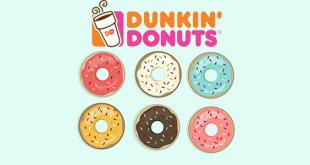 งาน Part Time Dunkin Donut