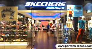 สมัครงานร้าน Skechers